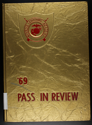 1969 Edition, Marine Military Academy - Pass In Review Yearbook (Harlingen, TX)