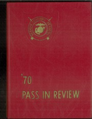 1970 Edition, Marine Military Academy - Pass In Review Yearbook (Harlingen, TX)