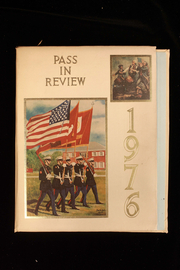 1976 Edition, Marine Military Academy - Pass In Review Yearbook (Harlingen, TX)