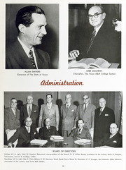 Page 14, 1950 Edition, Texas A and M University - Aggieland Yearbook (College Station, TX) online yearbook collection