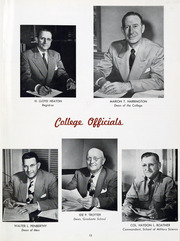Page 17, 1950 Edition, Texas A and M University - Aggieland Yearbook (College Station, TX) online yearbook collection