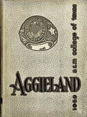 Page 1, 1959 Edition, Texas A and M University - Aggieland Yearbook (College Station, TX) online yearbook collection
