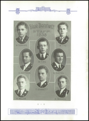 Page 13, 1938 Edition, Texas Military Institute - Blue Bonnet Yearbook (San Antonio, TX) online yearbook collection