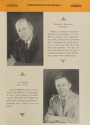 Page 11, 1944 Edition, Texas Military Institute - Blue Bonnet Yearbook (San Antonio, TX) online yearbook collection