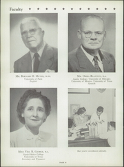 Page 14, 1950 Edition, Texas Military Institute - Blue Bonnet Yearbook (San Antonio, TX) online yearbook collection