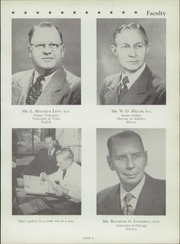 Page 15, 1950 Edition, Texas Military Institute - Blue Bonnet Yearbook (San Antonio, TX) online yearbook collection