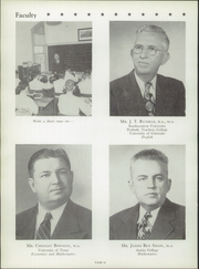Page 16, 1950 Edition, Texas Military Institute - Blue Bonnet Yearbook (San Antonio, TX) online yearbook collection