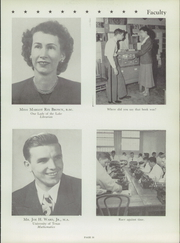 Page 17, 1950 Edition, Texas Military Institute - Blue Bonnet Yearbook (San Antonio, TX) online yearbook collection