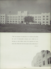 Page 7, 1950 Edition, Texas Military Institute - Blue Bonnet Yearbook (San Antonio, TX) online yearbook collection