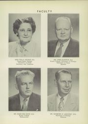 Page 11, 1953 Edition, Texas Military Institute - Blue Bonnet Yearbook (San Antonio, TX) online yearbook collection