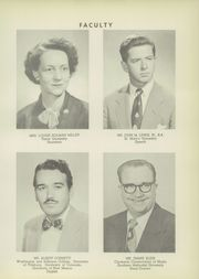 Page 15, 1953 Edition, Texas Military Institute - Blue Bonnet Yearbook (San Antonio, TX) online yearbook collection