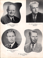 Page 10, 1956 Edition, Texas Military Institute - Blue Bonnet Yearbook (San Antonio, TX) online yearbook collection