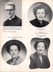 Page 14, 1956 Edition, Texas Military Institute - Blue Bonnet Yearbook (San Antonio, TX) online yearbook collection