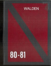 1981 Edition, Walden Preparatory School - Yearbook (Dallas, TX)