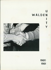 Page 5, 1981 Edition, Walden Preparatory School - Yearbook (Dallas, TX) online yearbook collection