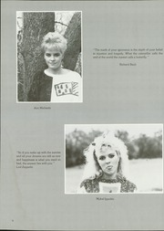 Page 10, 1986 Edition, Walden Preparatory School - Yearbook (Dallas, TX) online yearbook collection
