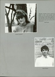 Page 14, 1986 Edition, Walden Preparatory School - Yearbook (Dallas, TX) online yearbook collection