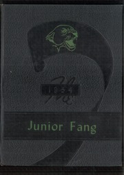 Page 1, 1954 Edition, Lufkin Middle School - Junior Fang Yearbook (Lufkin, TX) online yearbook collection