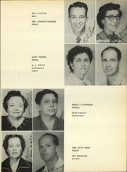 Page 15, 1954 Edition, Lufkin Middle School - Junior Fang Yearbook (Lufkin, TX) online yearbook collection
