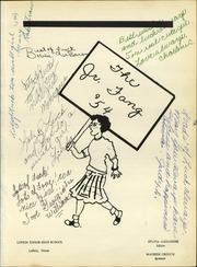 Page 5, 1954 Edition, Lufkin Middle School - Junior Fang Yearbook (Lufkin, TX) online yearbook collection