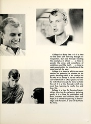 Page 11, 1966 Edition, Austin College - Chromascope Yearbook (Sherman, TX) online yearbook collection