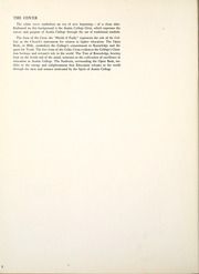Page 6, 1966 Edition, Austin College - Chromascope Yearbook (Sherman, TX) online yearbook collection