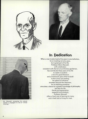 Page 10, 1970 Edition, Austin College - Chromascope Yearbook (Sherman, TX) online yearbook collection