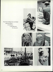 Page 14, 1970 Edition, Austin College - Chromascope Yearbook (Sherman, TX) online yearbook collection