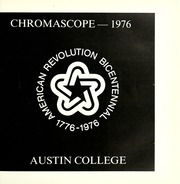 Page 5, 1976 Edition, Austin College - Chromascope Yearbook (Sherman, TX) online yearbook collection
