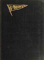 1919 Edition, Hardin Simmons University - Bronco Yearbook (Abilene, TX)