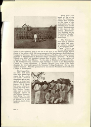 Page 15, 1922 Edition, Hardin Simmons University - Bronco Yearbook (Abilene, TX) online yearbook collection