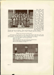 Page 17, 1922 Edition, Hardin Simmons University - Bronco Yearbook (Abilene, TX) online yearbook collection