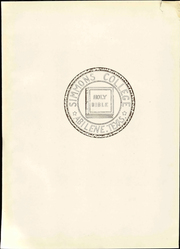 Page 9, 1922 Edition, Hardin Simmons University - Bronco Yearbook (Abilene, TX) online yearbook collection