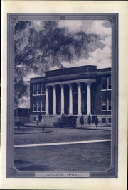 Page 17, 1927 Edition, Hardin Simmons University - Bronco Yearbook (Abilene, TX) online yearbook collection