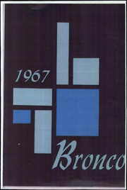 1967 Edition, Hardin Simmons University - Bronco Yearbook (Abilene, TX)