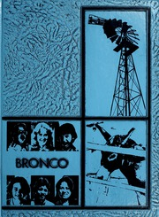 1977 Edition, Hardin Simmons University - Bronco Yearbook (Abilene, TX)