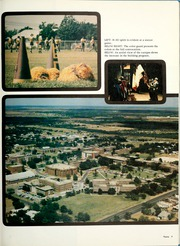 Page 13, 1977 Edition, Hardin Simmons University - Bronco Yearbook (Abilene, TX) online yearbook collection