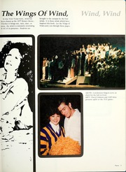 Page 9, 1977 Edition, Hardin Simmons University - Bronco Yearbook (Abilene, TX) online yearbook collection