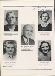 Page 16, 1945 Edition, Marshall High School - Marshallite Yearbook (Marshall, VA) online yearbook collection