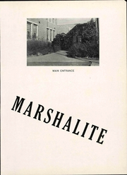 Page 9, 1945 Edition, Marshall High School - Marshallite Yearbook (Marshall, VA) online yearbook collection