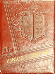 Page 1, 1949 Edition, Levelland Junior High School - Junior Lobo Yearbook (Levelland, TX) online yearbook collection