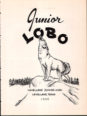 Page 7, 1949 Edition, Levelland Junior High School - Junior Lobo Yearbook (Levelland, TX) online yearbook collection