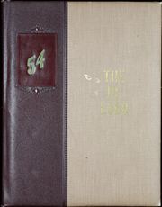 Page 1, 1954 Edition, Levelland Junior High School - Junior Lobo Yearbook (Levelland, TX) online yearbook collection