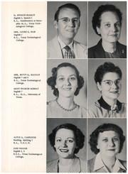 Page 13, 1954 Edition, Levelland Junior High School - Junior Lobo Yearbook (Levelland, TX) online yearbook collection