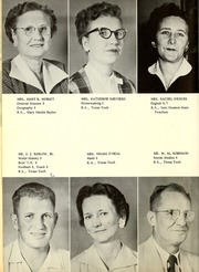 Page 14, 1958 Edition, Levelland Junior High School - Junior Lobo Yearbook (Levelland, TX) online yearbook collection