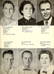 Page 15, 1958 Edition, Levelland Junior High School - Junior Lobo Yearbook (Levelland, TX) online yearbook collection