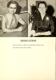 Page 6, 1958 Edition, Levelland Junior High School - Junior Lobo Yearbook (Levelland, TX) online yearbook collection