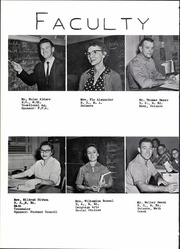 Page 12, 1961 Edition, Rusk Junior High School - Dragons Tale Yearbook (Nacogdoches, TX) online yearbook collection