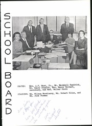 Page 9, 1961 Edition, Rusk Junior High School - Dragons Tale Yearbook (Nacogdoches, TX) online yearbook collection