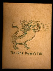 1962 Edition, Rusk Junior High School - Dragons Tale Yearbook (Nacogdoches, TX)
